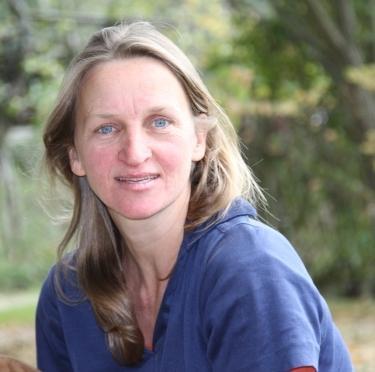 Kerstin Lange, Erzieherin, Diplom-Sozialarbeiterin